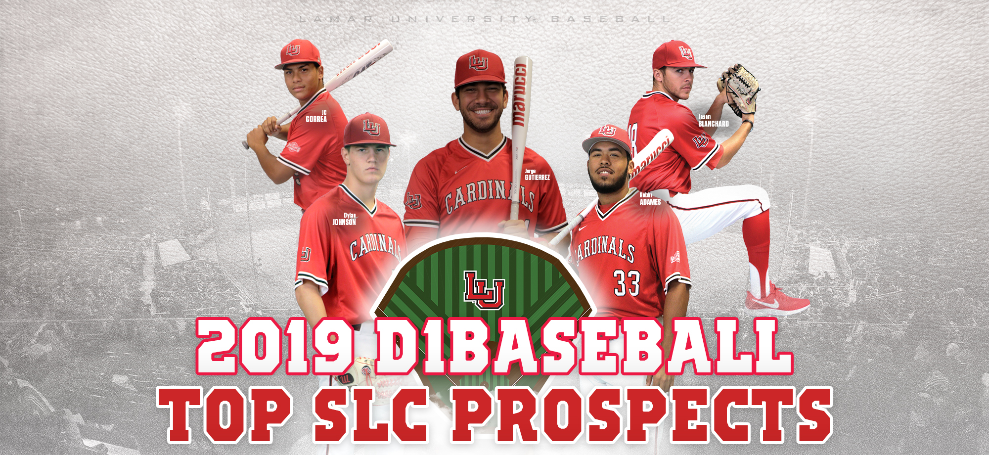 Five Cards Honored By D1baseball Lamar University Athletics
